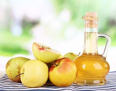 Treating Ringworm with Apple Cider Vinegar (ACV)